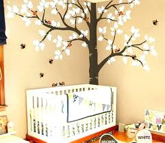 tree wall decal nursery wall decals for nursery girl wall decals for nursery corner oak tree ladybird wall decals nursery kids baby decor arts monkey tree