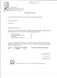 Rent Authority Letter Template Templates Station