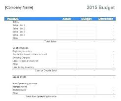 Yearly Expense Report Template Excel Yearly Expense Report Template Excel Budget Templates