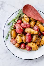 beautiful potato. Plain Beautiful Braised Fingerling Potatoes With Garlic Shallots And Fresh Herbs A Cozy  Easy Intended Beautiful Potato E