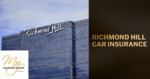 richmond hill car insurance brokers compare quotes