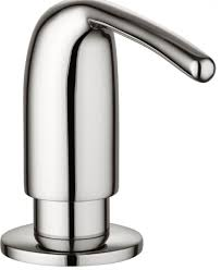 <b>Grohe</b> Ladylux <b>40553000</b> Kitchen Soap or Lotion Dispenser ...