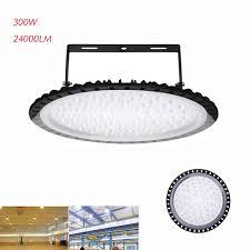 Led High Bay Lights 200w Ufo Led High Bay Light 200w 16 000lm 6000k Ip65 Waterproof Slim Super Bright Led Warehouse Lighting Lamp Fixture Big Commercial Space High Bay