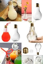 Light Bulb Drink Bottle Visit To Buy 400ml Light Bulb Glass Beverage Tea Water