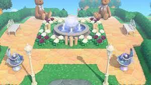 あつ 森 噴水 公園
