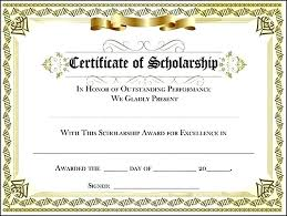 Certificate Of Excellence Template Word award of excellence template demonow 41