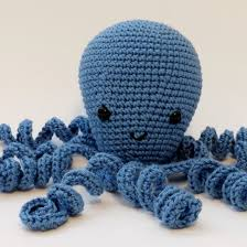 Octopus Crochet Pattern Delectable Make An Amigurumi Octopus With This Simple Free Pattern Thanks So