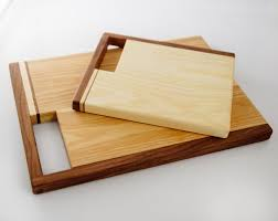 Cutting boards: I love some of these creative designs, and it makes me want