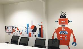 office graphics vinyl revolution