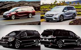 2018 Honda Odyssey Vs. Toyota Sienna \u2013 SUV Cars Have Become Very  Popular Vehicles Today. This Car Is Needed By All Families. G