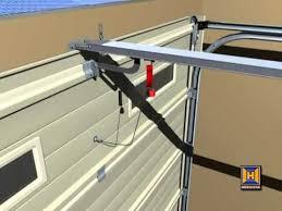 hormann garage door openerHormann Garage Door Emergency Release  YouTube