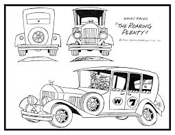 Model Sheet For Hanna Barbera S
