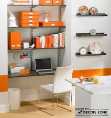 office decorative. Modern Office Wall Decor - Storage And Decorative Shelves A