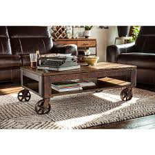 Living Room Coffee Table Sets Shortline Lift Top Cocktail Table Distressed Pine Value City