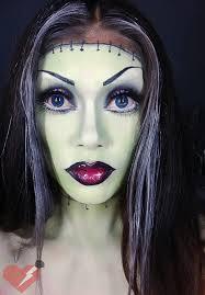 from ladyartlooks frankenstein makeup tutorial