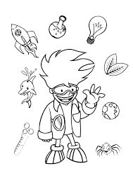 Small Picture Science Coloring Pages Preschool Best Coloring Pages Science