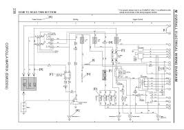 toyota corolla 2007 wiring diagram auto repair manual forum more the random threads same category toyota corolla fr electric wiring diagram