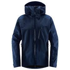 Haglöfs Niva Jacket Ski Jacket Agave Green Mineral S