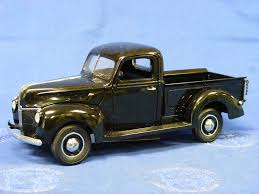 Buffalo Road Imports. 1940 Ford Pickup Truck - Black TRUCK PICKUP ...