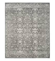 vintage oriental grey area rug