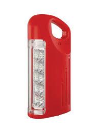 Red Led Emergency Lights Shop Sanford Led Emergency Lantern Red Online In Riyadh Jeddah And All Ksa