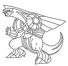 Coloriage Pokemon Palkia 484 Palkia Pokemon Kleurplaat Artemiaorg