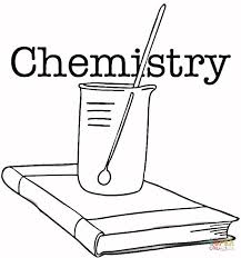 Small Picture Chemistry coloring page Free Printable Coloring Pages