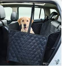 2019 pet dog seat cover car 600d heavy duty waterproof scratch proof nonslip durable cars trucks suvs from shunhuico 20 1 dhgate com