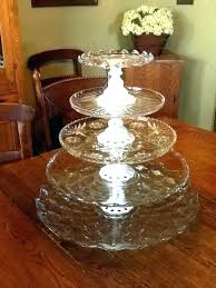 chandelier cupcake stand crystal crystals at platter now this is what uk chandelier cupcake stand crystal