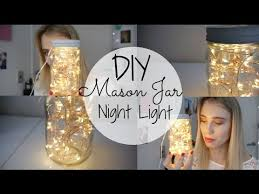 What To Put In Mason Jars For Decoration Mason Jar Fairy Lights Assembly YouTube Mason jar decor 53