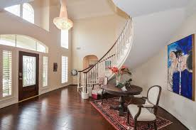 image of 2 story foyer chandelier size