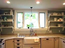 light above kitchen sink kitchen light above sink awesome pendant light above kitchen sink also ceramic
