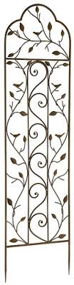 Small Picture UK Garden Supplies Metal Wall Trellis Nature Design