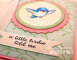 Memory Box Decorating Ideas Outside The Box Marnie 60