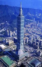 Taipei 101 in Taiwan : The World's Tallest Tower | Skyscraper architecture,  Amazing buildings, Futuristic architecture
