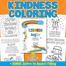 Showing kindness coloring page from boys category. Kindness Coloring Page Worksheets Teaching Resources Tpt