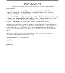 Cover Letter For Admin Position Secretary Cover Letter Examples