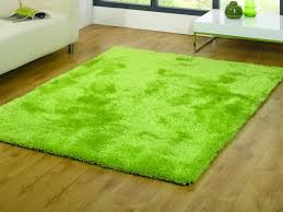 kids rug green