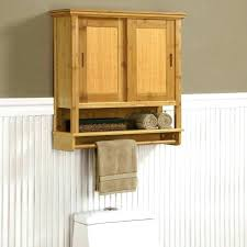 Wood towel bar Homemade Wooden Towel Rack Wall Mounted Bathroom Cabinet With Bar Natural Organizers Using Hanger Paper Holder Mount Oagainworkfofinfo Wooden Towel Rack Wall Mounted Bathroom Cabinet With Bar Natural