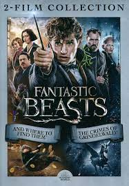 Fantastic Beasts and Where to Find Them/Fantastic Beasts: The Crimes of  Grindelwald [2 Discs] [DVD] - Best Buy