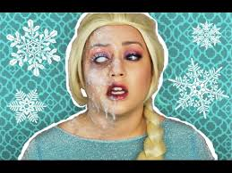 video disney s frozen elsa makeup tutorial kittiesmama elsa frozen makeup tutorial duration 13 9 min kittiesmama flips into anna