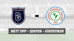 Basaksehir - Rizespor Tipp, Prognose & Quoten von BILD Sportwetten