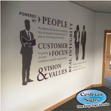 office wall stickers. Office Wall Graphics And Decals Stickers E