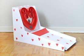 valentine s day carnival diy skeeball