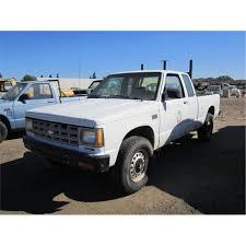 1988 Chevrolet S10 4x4 Xtra Cab Pickup Truck