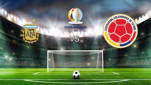 2021 Copa America - Argentina vs ...