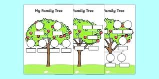 Template Family Tree Visio Download