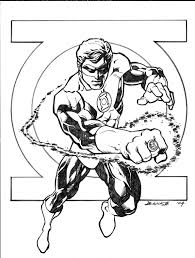 Small Picture 11 green lantern coloring pages for kids Print Color Craft