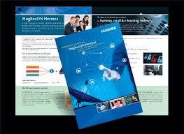 Advertisement Brochure Gorgeous Net Technology Brochure Advertising Agency Gurgaon