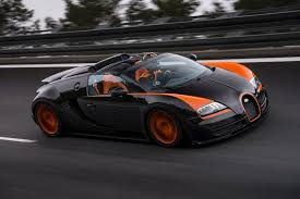 On market seller network now 80 showrooms strong around the world! Bugatti Veyron Grand Sport Vitesse Hits 254 Mph With Top Down